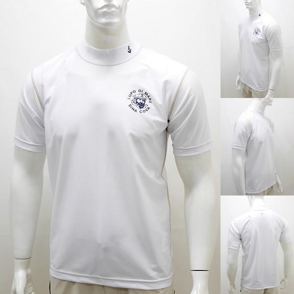 シナコバ ¥13000+税 [LL]半袖 Tシャツ メンズ ラッシュガード UVケア SINACOVA  SARDEGNA 90207068                scTCsm 19111510|proud|02