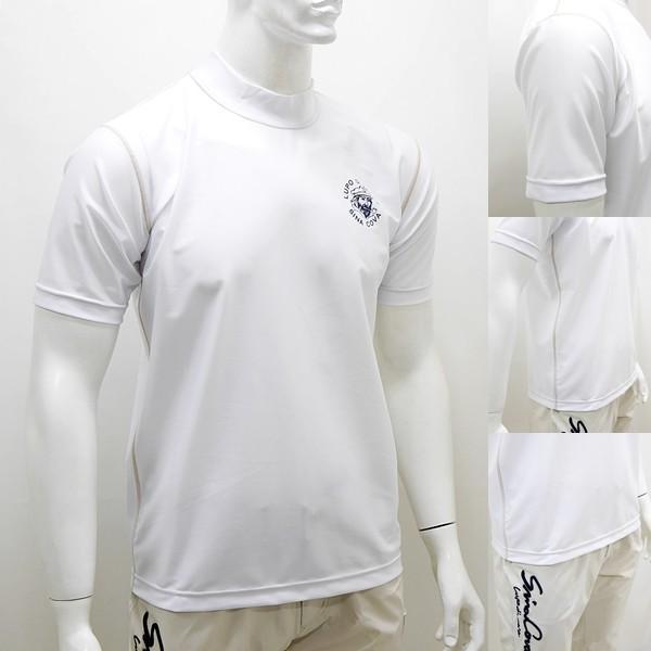 シナコバ ¥13000+税 [LL]半袖 Tシャツ メンズ ラッシュガード UVケア SINACOVA  SARDEGNA 90207068                scTCsm 19111510|proud|03