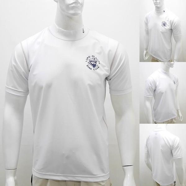 シナコバ ¥13000+税 [LL]半袖 Tシャツ メンズ ラッシュガード UVケア SINACOVA  SARDEGNA 90207068                scTCsm 19111510|proud|05