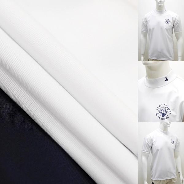 シナコバ ¥13000+税 [LL]半袖 Tシャツ メンズ ラッシュガード UVケア SINACOVA  SARDEGNA 90207068                scTCsm 19111510|proud|06