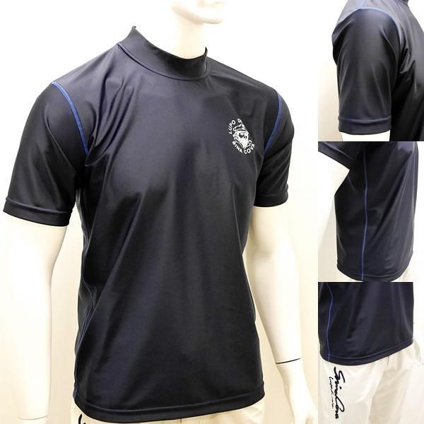 シナコバ ¥13000+税 [L]半袖 Tシャツ メンズ ラッシュガード UVケア SINACOVA  SARDEGNA 90207069                scTCsm 19111510|proud|03