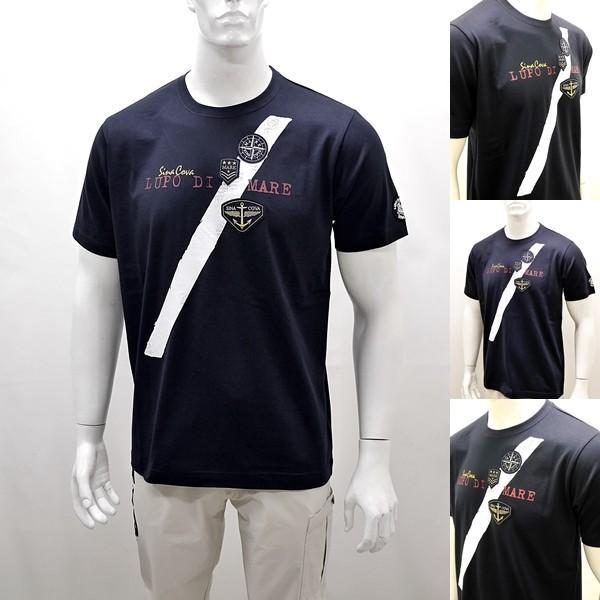シナコバ ¥13000+税 [L]半袖 Tシャツ メンズ フロントアイコンデザイン SINACOVA SARDEGNA 90207074                scTCsm 19110540|proud|06