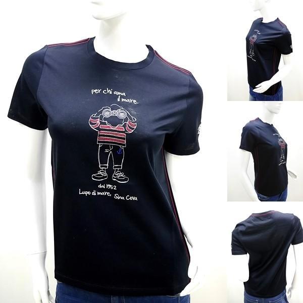 シナコバ レディース アウトレット ¥13000+税 [9号]半袖 Tシャツ per chi ama il mare 90207093            scTICs 19180570|proud|02