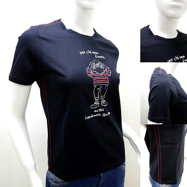 シナコバ レディース アウトレット ¥13000+税 [9号]半袖 Tシャツ per chi ama il mare 90207093            scTICs 19180570|proud|03