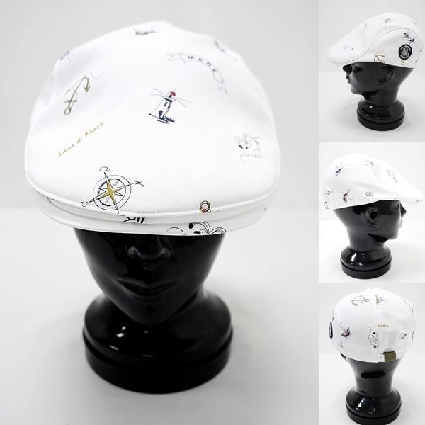シナコバ ¥12000+税 [F]ハンチング メンズ LUPO DI MARE 90207097                 scTCsm 19177710 proud 02