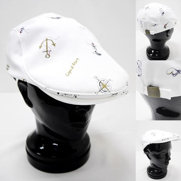 シナコバ ¥12000+税 [F]ハンチング メンズ LUPO DI MARE 90207097                 scTCsm 19177710 proud 03