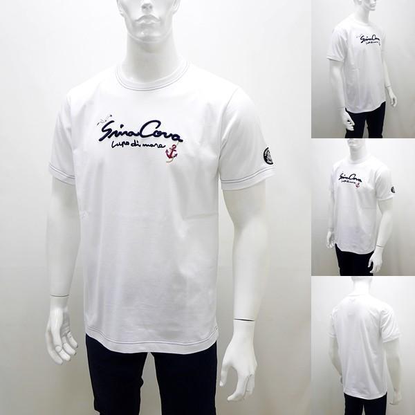 シナコバ ¥12000+税 [L]半袖 Tシャツ メンズ フロントロゴモチーフ SINACOVA  GENOVA  90207100           scTCsm 19120560|proud|06