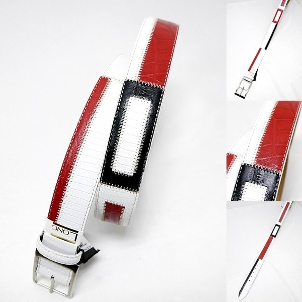 Original特選品¥14000+税 [F]牛革 ベルト メンズ カラーチェンジデザイン  日本製 90311001    aiTCs- ET 960003-40|proud|05