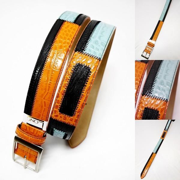 Original特選品¥14000+税 [F]牛革 ベルト メンズ カラーチェンジデザイン  日本製 90311002    aiTCs- ET 975003-RP|proud|05