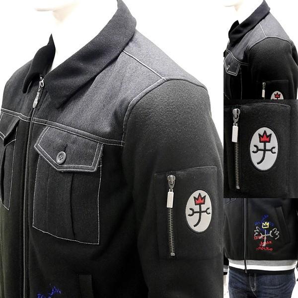 カステルバジャック ¥45000+税 [48/L]キルティング ジャケット メンズ フロントカラーアイコン 90825028               jcTCfm 21310 proud 05