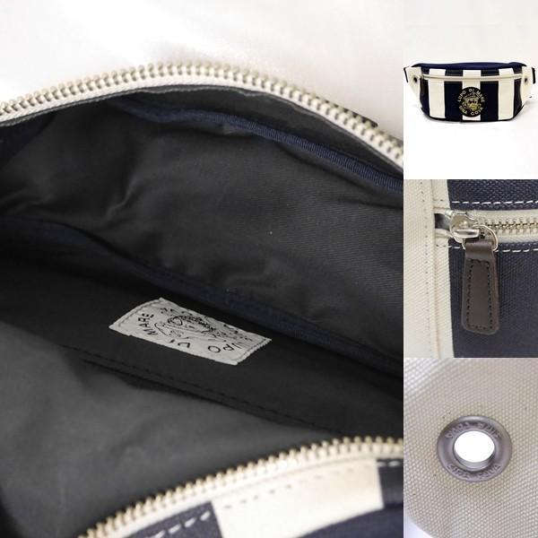 シナコバ ¥28000+税 [F] ウエスト ボディー バッグ メンズ 2WAY 帆布×ブランドアイコン 90901006                scTCfm 19277020|proud|04