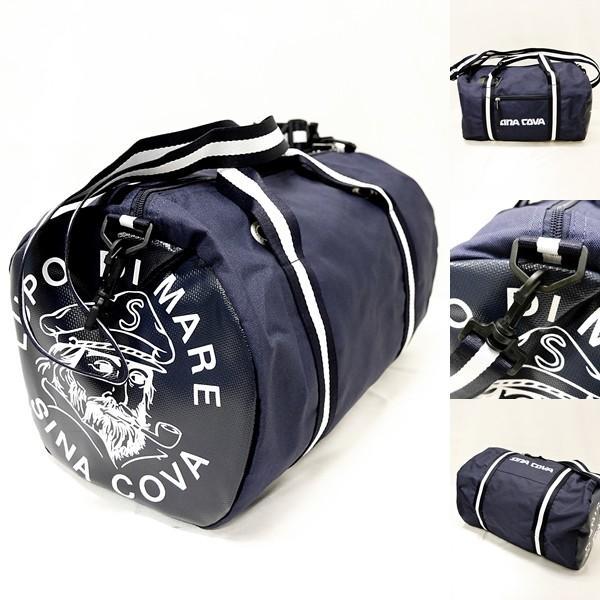シナコバ ¥16000+税 [F] ドラム ショルダー バッグ メンズ アイコン×ロゴプリントデザイン 90901008                 scTCfm 19277030|proud|03