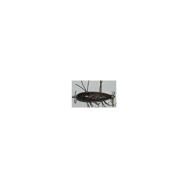 ビッグマン ダブルノイズバグ (アブラゼミ)虫系 ルアー