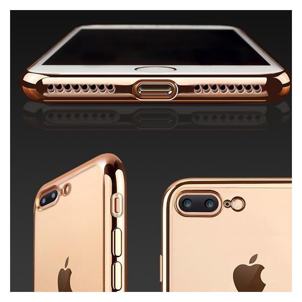 iPhoneケース 7 7plus 8 8plusケースカバー  軽量 クリアケース シリコンアイフォン7splus 全品送料無料 psqyh 05
