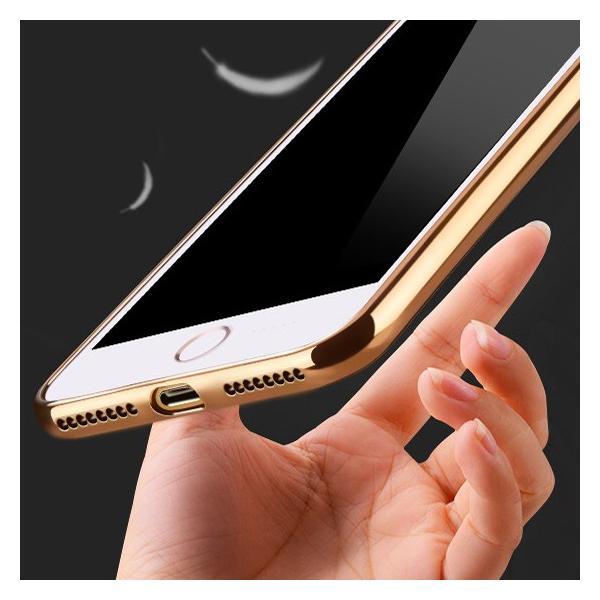 iPhoneケース 7 7plus 8 8plusケースカバー  軽量 クリアケース シリコンアイフォン7splus 全品送料無料 psqyh 06
