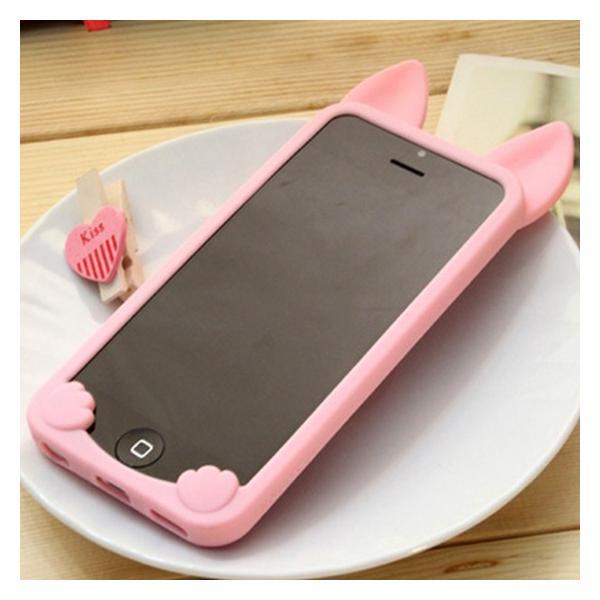 iphoneケース 6s 6splus 7 7plus 8 8plusケースカバー ソフトシリコン素材 アイフォン7splus オモシロケース 送料無料|psqyh|05