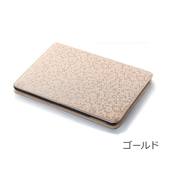 iPad2/3/4 iPad mini1/2/3 iPad air/air2ケースカバー 送料無料 アイパッド/エア/ミニ/カバー 手帳型 レザーケース ラメ キラキラ スリープ機能|psqyh|03