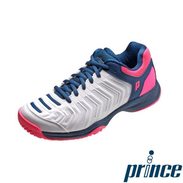 送料無料◆Prince◆2021年3月発売◆BASIC Series DPS103 レディース プリンス テニスシューズ クレー&グラスサンド用