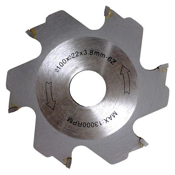 ピーウッド ビスケットジョイナー用3.8mm厚ブレード|ptools