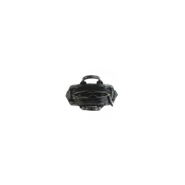 ヴィヴィアンウエストウッド 45030001 YASMINE 2WAYハンドバッグ BLACK ブラック