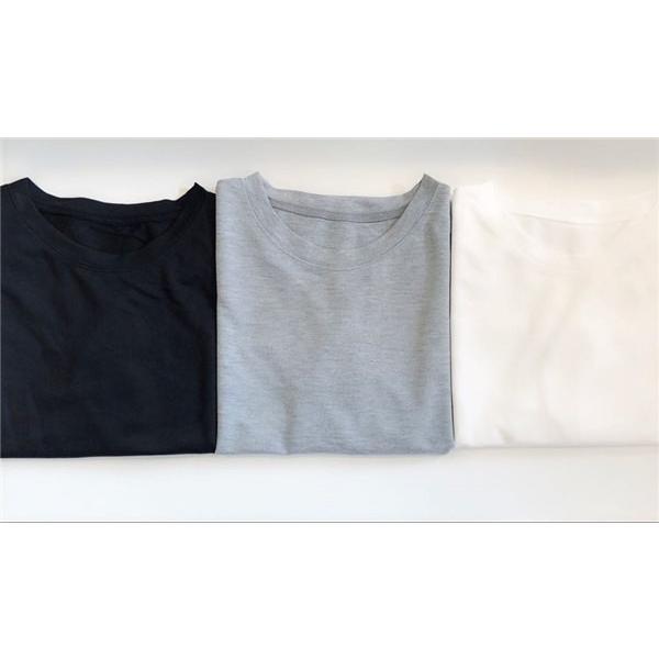 即納 送料無料 3色 tシャツ レディース 長袖tシャツ ロンT カットソー プルオーバー ロングtシャツ  ロンティー スエット ルームウエア ゆったり 春秋|puchi-syaretto|15