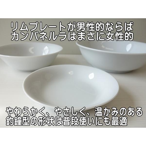 カンパネルラ24cmオーバルカレー皿/楕円皿  パスタ皿 カレーパスタ皿 食器 おしゃれ 美濃焼 日本製 業務用 北欧風 puchiecho 05