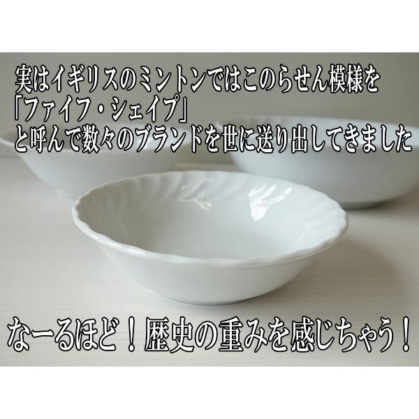 スパイラル24cmオーバルカレー皿/楕円皿  パスタ皿 カレーパスタ皿 食器 おしゃれ 美濃焼 日本製 業務用 北欧風 キャッシュレス5%還元|puchiecho|04