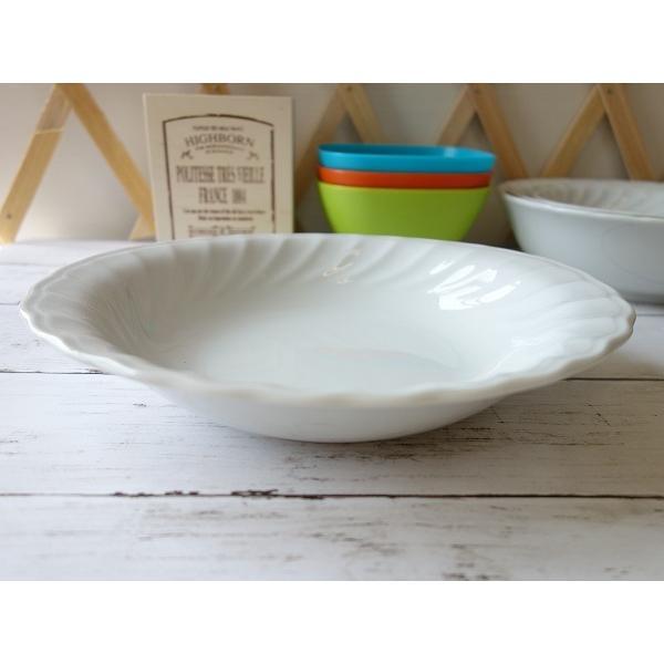 スパイラル24cmオーバルカレー皿/楕円皿  パスタ皿 カレーパスタ皿 食器 おしゃれ 美濃焼 日本製 業務用 北欧風 キャッシュレス5%還元|puchiecho|06