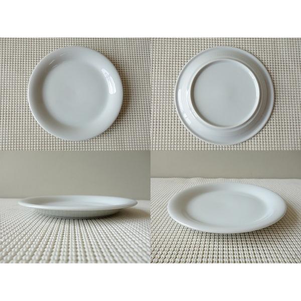軽量食器レーべ16cm取り皿プレート/小皿 業務用食器 カフェ食器 おしゃれ 白い食器\|puchiecho|06