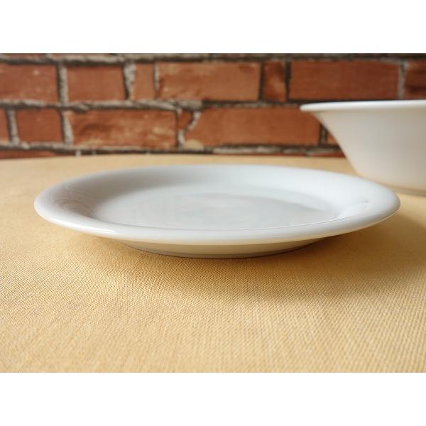 軽量食器レーべ16cm取り皿プレート/小皿 業務用食器 カフェ食器 おしゃれ 白い食器\|puchiecho|07