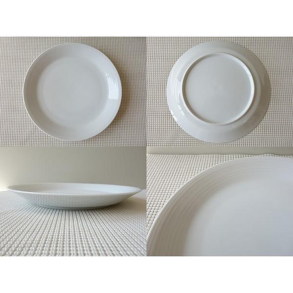 ルミネスト26cmランチ皿/おしゃれ ワンプレート 大皿 食器 激安 白 北欧風\|puchiecho|02