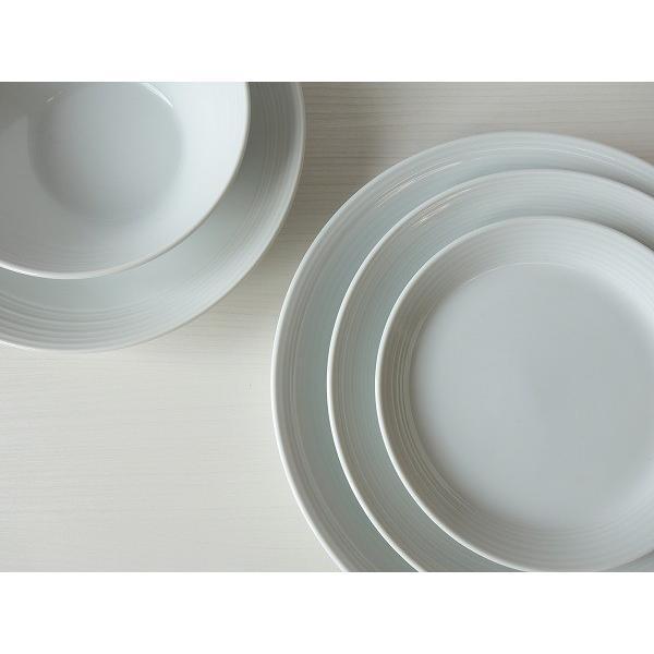 ルミネスト26cmランチ皿/おしゃれ ワンプレート 大皿 食器 激安 白 北欧風\|puchiecho|04
