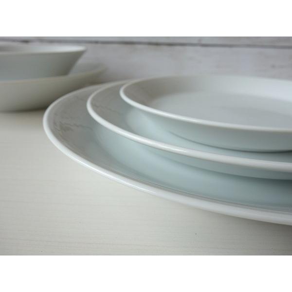 ルミネスト26cmランチ皿/おしゃれ ワンプレート 大皿 食器 激安 白 北欧風\|puchiecho|05