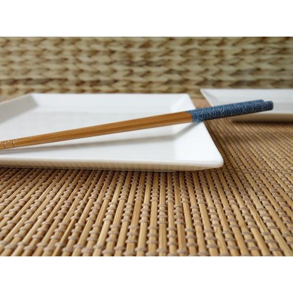 (訳あり)高級白磁材質のソリッドな19cmスクエアプレート/角皿 カフェ食器 日本製 美濃焼 おしゃれ アウトレット 白い食器 キャッシュレス5%還元|puchiecho|03