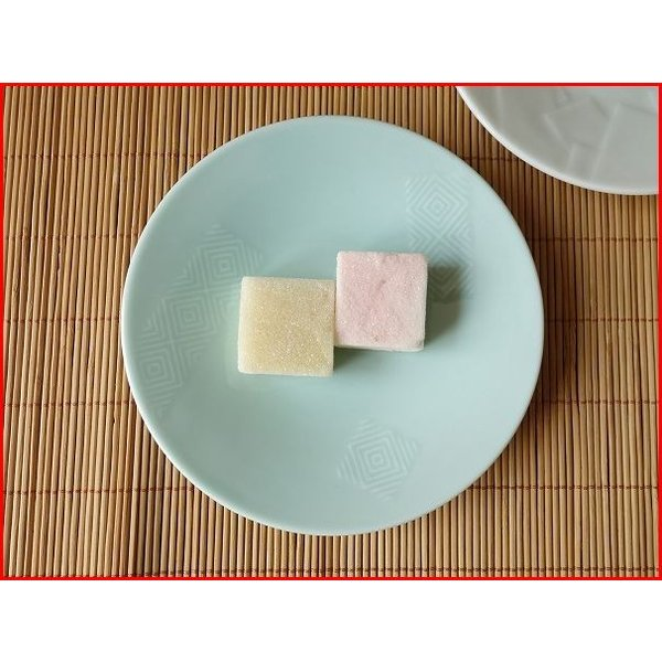 入子菱(いれこひし)模様の彫刻入り15cm和菓子取り皿/和皿 銘々皿 美濃焼 小皿 和食器 おしゃれ 陶器\ キャッシュレス5%還元|puchiecho