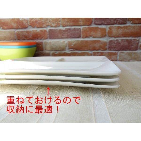 フォーマルな仕切り24cmランチプレート(ベージュ色)日本製 美濃焼 洋食器 白い食器 仕切り皿 仕切りプレート ワンプレート カフェ食器 お子様ランチ おしゃれ|puchiecho|04