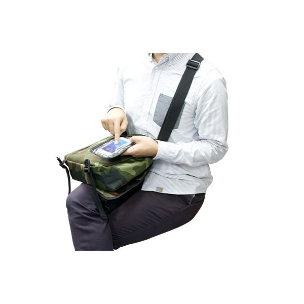 ショルダーバッグ スマートフォン対応 スマホ対応バッグ 軽量 ショルダーバッグ メンズ レディース 父の日|puchikobe|03