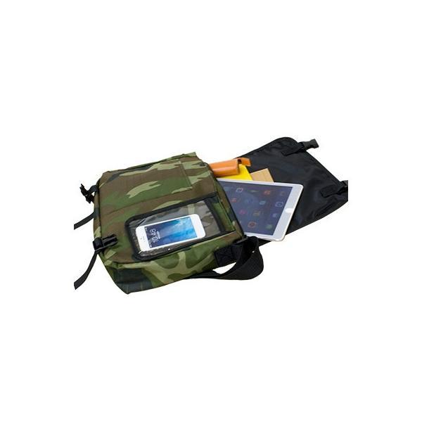 ショルダーバッグ スマートフォン対応 スマホ対応バッグ 軽量 ショルダーバッグ メンズ レディース 父の日|puchikobe|04