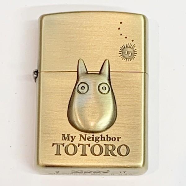 となりのトトロ ジッポー 小トトロ 正規品 ライター 隣のトトロ