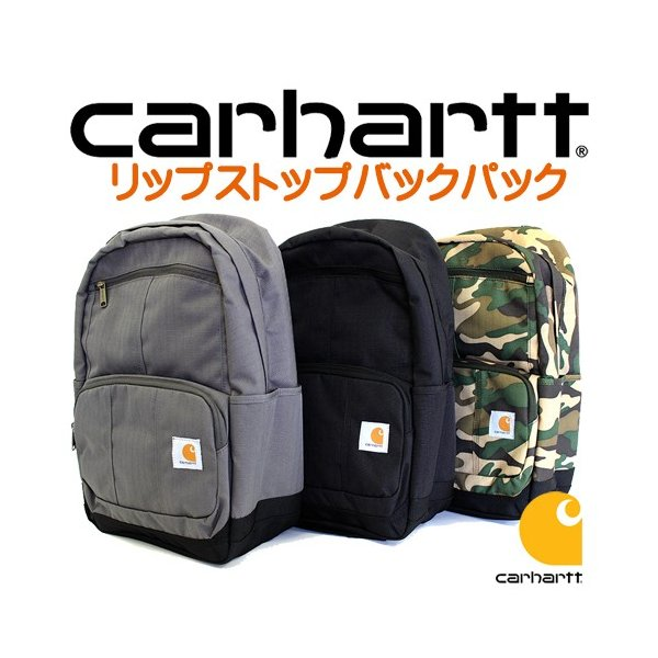 CARHARTT カーハート リップストップ バックパック BACKPACK D89  P0068 ...