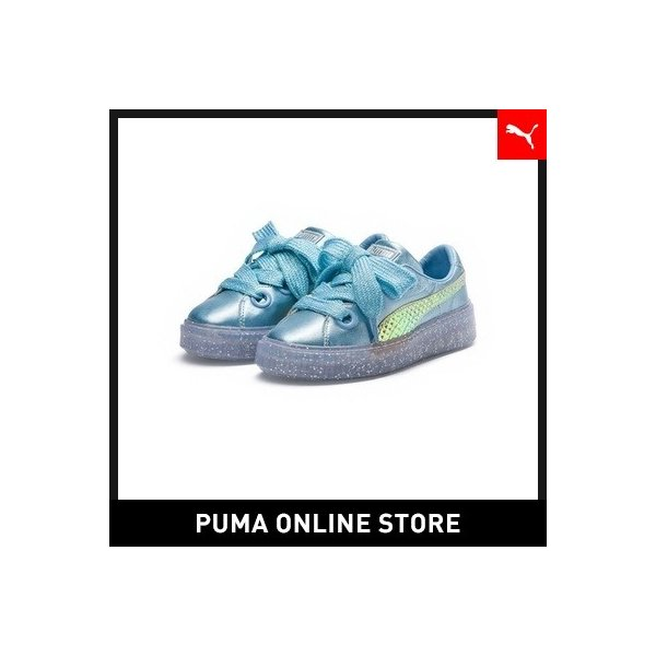 プーマ PUMA PLATFORM GLITTER PRINCESS SOPHIA WEBSTER レディース ソフィア ウェブスター シューズ  スニーカー 2018年春 ... e2e9c6383
