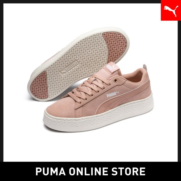 Peach Bud-Puma White