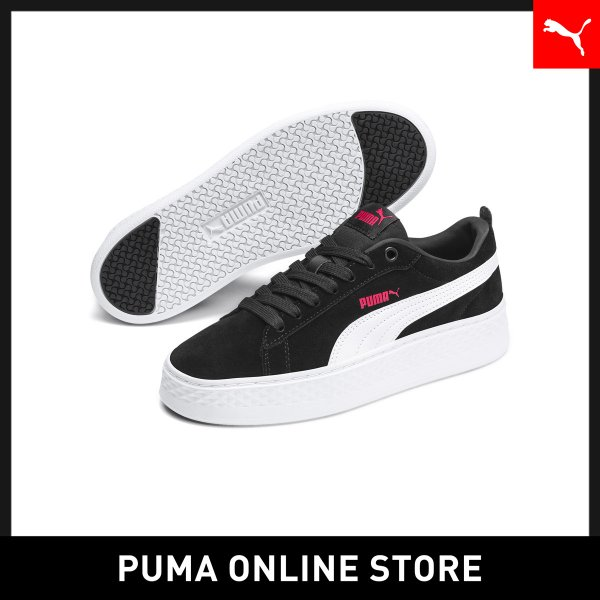 Puma Black-White-Nrgy Rose