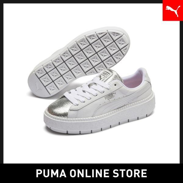 Puma White-Puma Silver