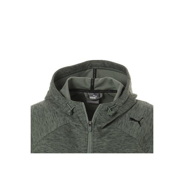 プーマ PUMA EVOSTRIPE フーデッドジャケットレディース トップス パーカー|puma|06