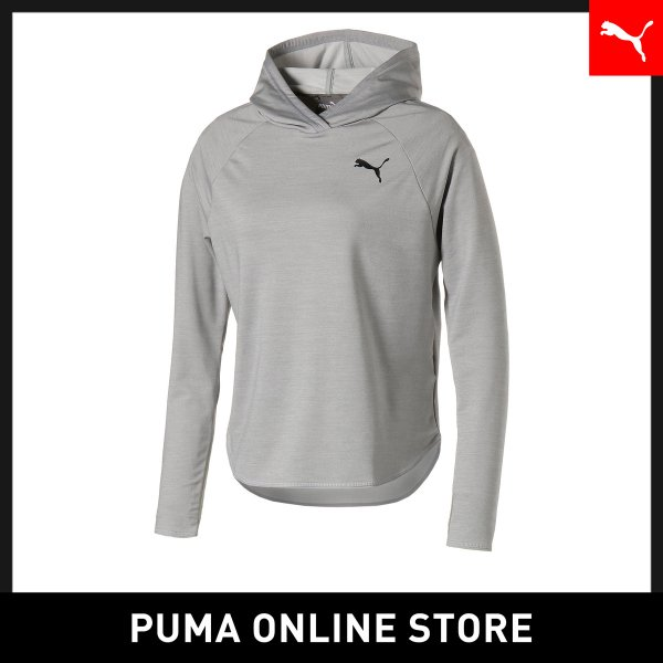 プーマ PUMA ACTIVE フーディ レディース トップス パーカー|puma