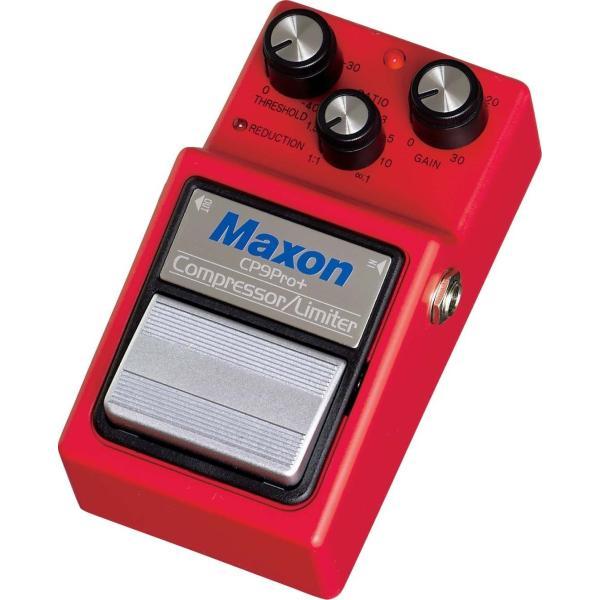 Maxon ギターエフェクター Compressor/Limiter CP9Pro+|punipunimall