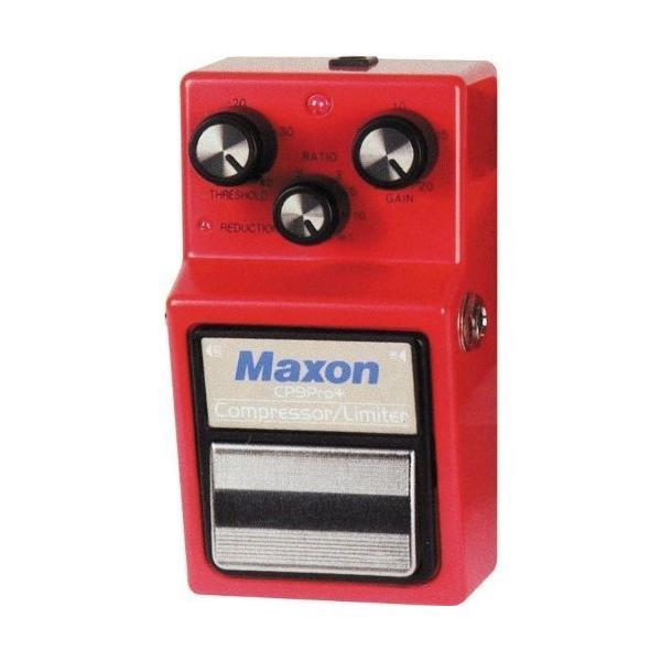 Maxon ギターエフェクター Compressor/Limiter CP9Pro+|punipunimall|02