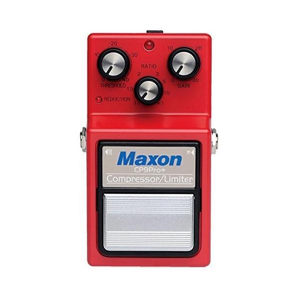 Maxon ギターエフェクター Compressor/Limiter CP9Pro+|punipunimall|03