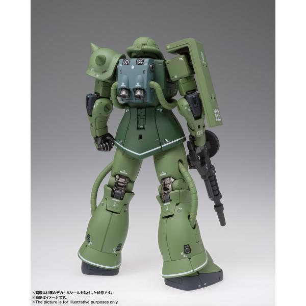【予約商品】GUNDAM FIX FIGURATION METAL COMPOSITE MS-06C ザクII C型|pur-peo|02